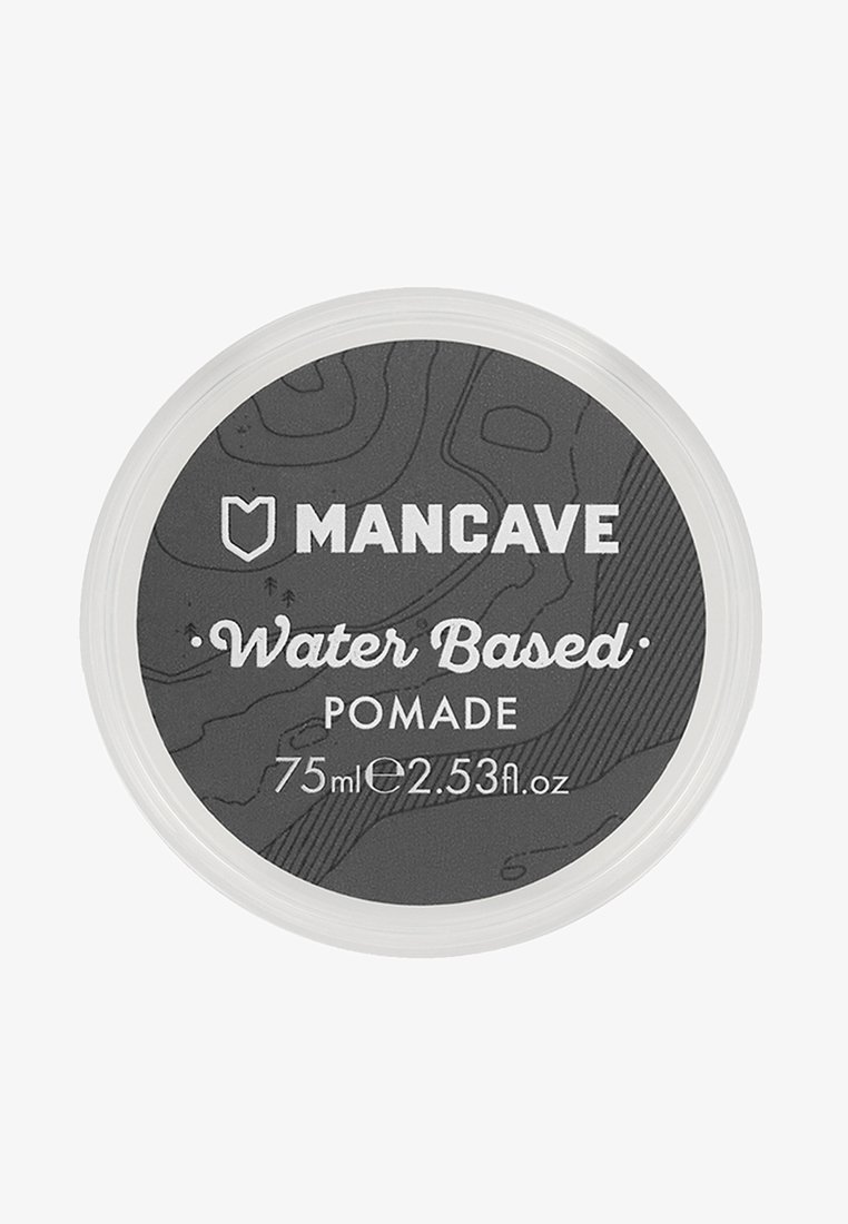 Man Cave - WATER BASED POMADE 75ML - Stylingprodukter - -