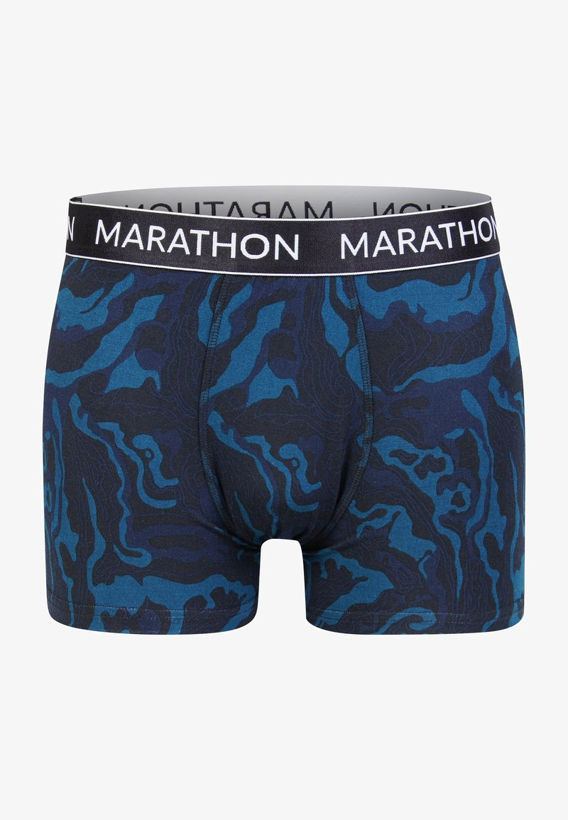Marathon - RETRO-SHORTS FUNCTION - Underkläder - dark blue/blue