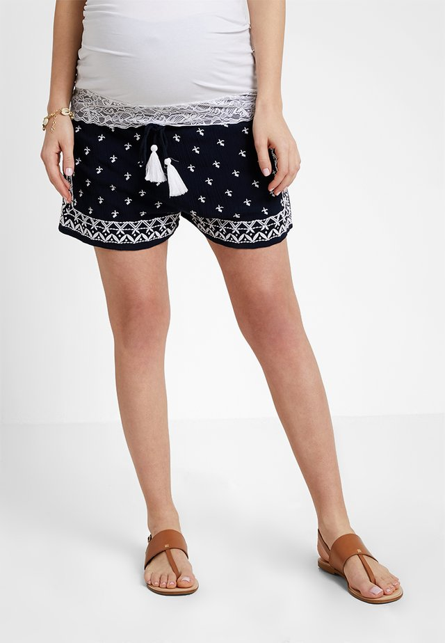 POOLSIDE DATE  - Shorts - navy