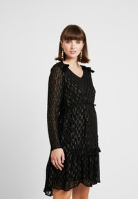 Mara Mea - BAZAAR BOHEMIA - Vestido informal - black - 4
