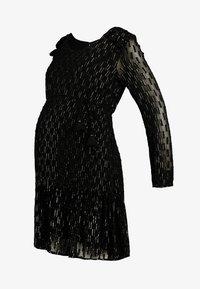 Mara Mea - BAZAAR BOHEMIA - Vestido informal - black - 5