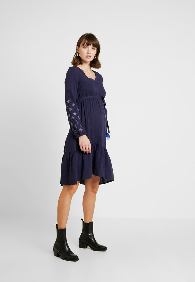 RITUAL CLUB - Day dress - navy