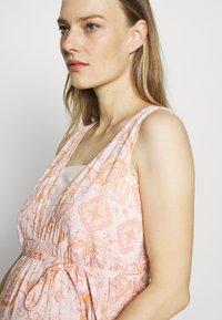 Mara Mea - QUEEN OF HILLS - Maxi šaty - light pink - 3