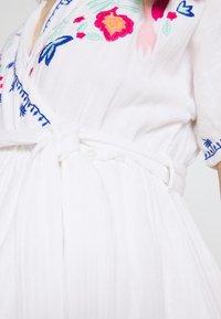 Mara Mea - THIRD EYE - Sukienka letnia - white - 5