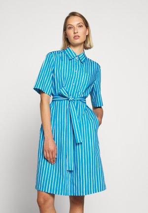PALSTA PICCOLO DRESS - Shirt dress - blue/light blue