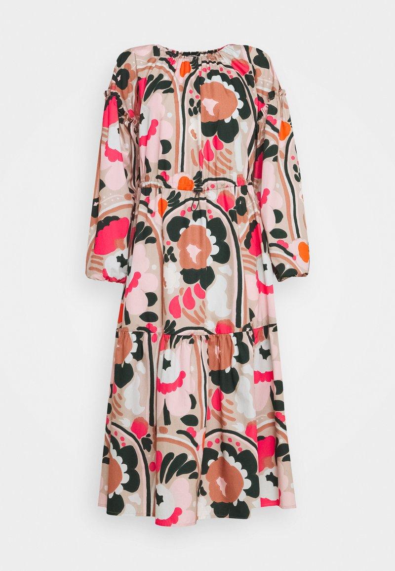 Marimekko - VIGVAMI KARUSELLI DRESS - Day dress - multi-coloured
