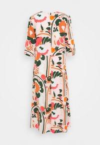 Marimekko - SOLMU KARUSELLI DRESS - Sukienka letnia - multi-coloured - 1