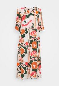 Marimekko - SOLMU KARUSELLI DRESS - Sukienka letnia - multi-coloured - 0