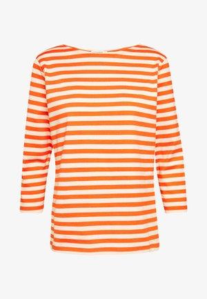 ILMA - Bluzka z długim rękawem - orange