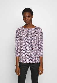 Marimekko - ILMA PIKKUNINEN UNIKKO - Långärmad tröja - dark blue/pink - 0