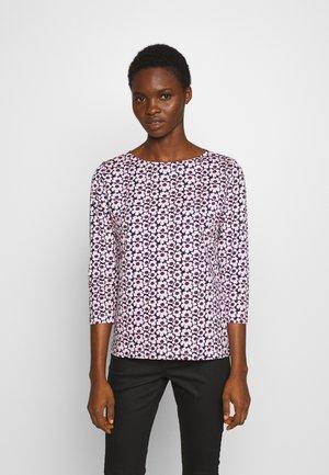 ILMA PIKKUNINEN UNIKKO - Långärmad tröja - dark blue/pink