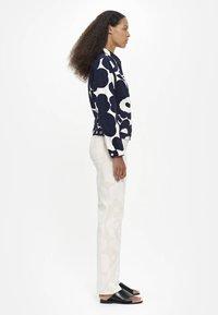 Marimekko - SARPIO UNIKKO - Summer jacket - off-white/dark blue - 3