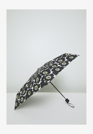 UNIKKO MINI MANUAL UMBRELLA - Schirm - white/black/olive