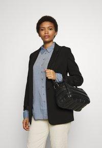 Marimekko - PIXIE BAG - Across body bag - black - 1