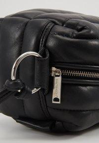 Marimekko - PIXIE BAG - Across body bag - black - 5