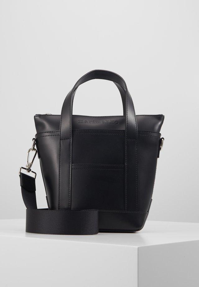 MILLI MATKURI BAG - Håndveske - black