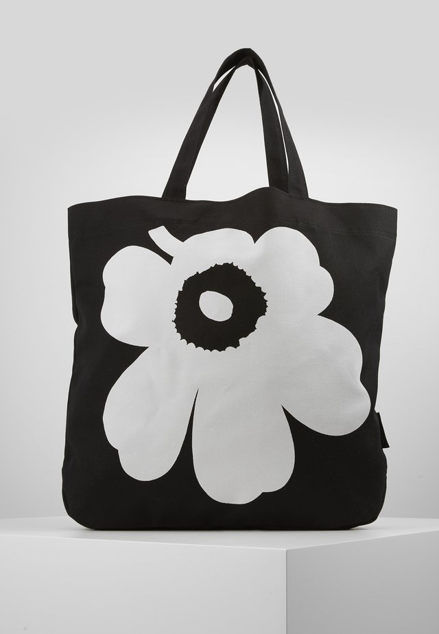 TORNA UNIKKO BAG - Shopping bags - black/white
