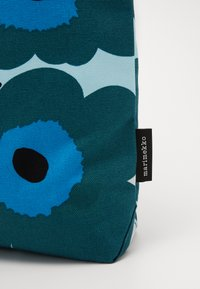 Marimekko - NOTKO PIENI UNIKKO BAG - Tote bag - light turquoise, green, blue - 2