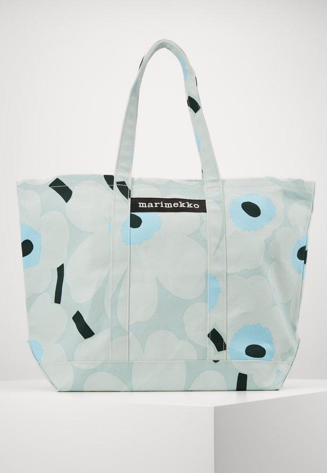 PERUSKASSI PIENI UNIKKO BAG - Shopper - light turquoise/blue/green