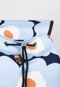 Marimekko - ERIKA  - Reppu - blue/white/peach - 4