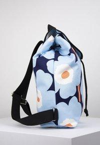 Marimekko - ERIKA  - Reppu - blue/white/peach - 3