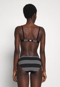 Maryan Mehlhorn - SET - Bikini - black/white - 2