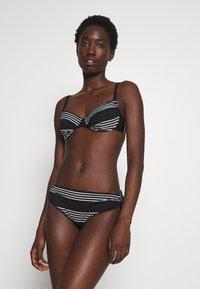 Maryan Mehlhorn - SET - Bikini - black/white - 1