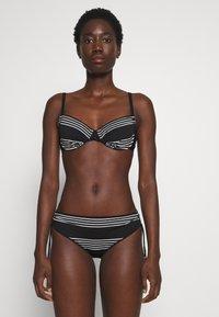 Maryan Mehlhorn - SET - Bikini - black/white - 0