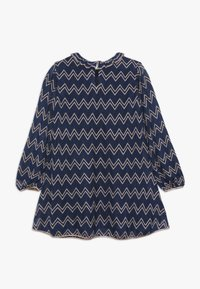 Missoni Kids - DRESS - Vestido de punto - blue - 1