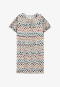 Missoni Kids - Cocktailkjoler / festkjoler - white - 2