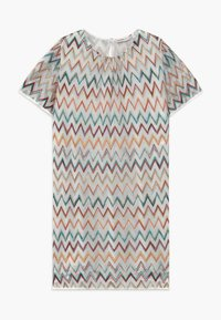 Missoni Kids - Cocktailkjoler / festkjoler - white - 0