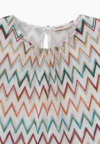 Missoni Kids - Cocktailkjoler / festkjoler - white - 3