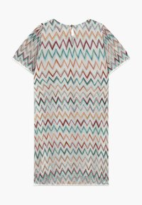 Missoni Kids - Cocktailkjoler / festkjoler - white - 1