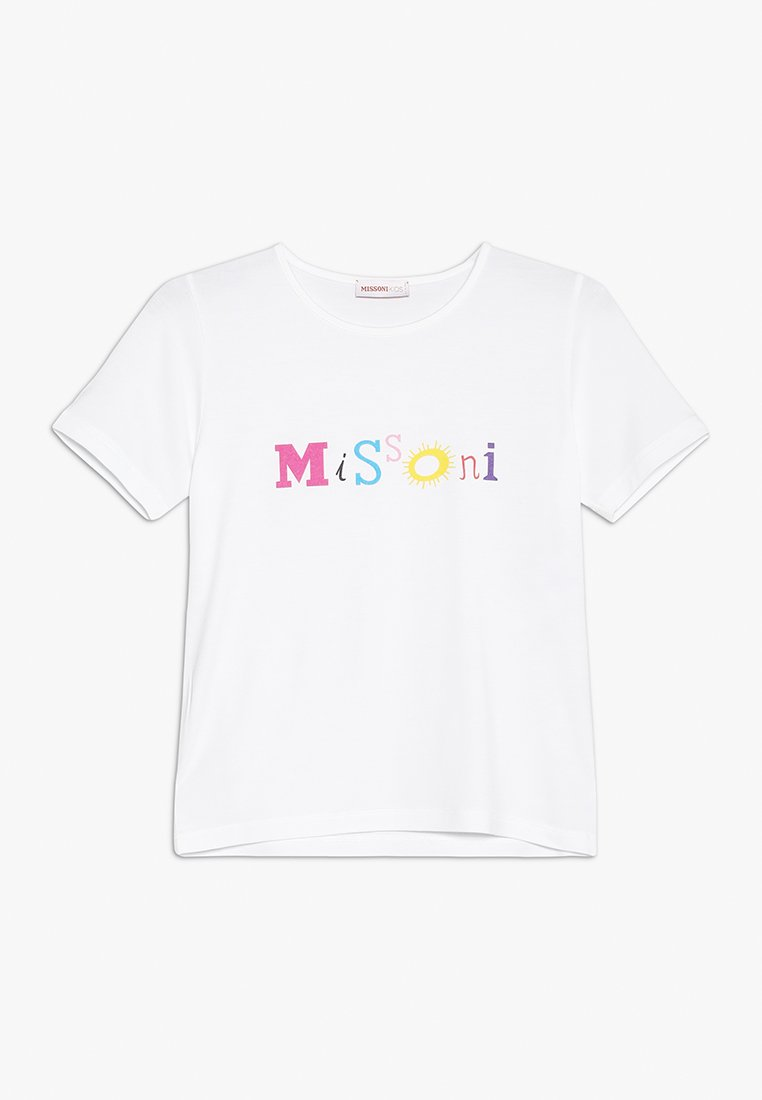 Missoni Kids - Printtipaita - white