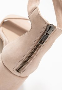 mint&berry wide fit - Sandaler - nude - 2