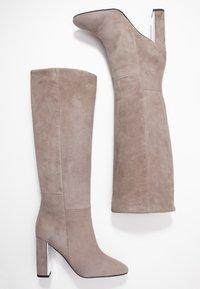 Marc Cain - High Heel Stiefel - beige - 3