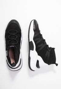 Marc Cain - High-top trainers - black - 3