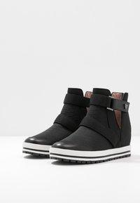 Marc Cain - Kotníková obuv - black - 4