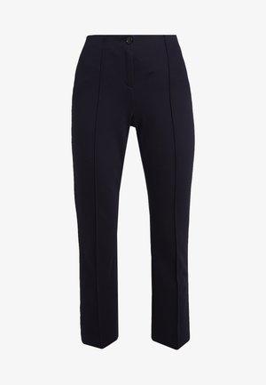 Kalhoty - dunkelblau