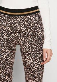 Marc Cain - Leggings - Trousers - beige - 5