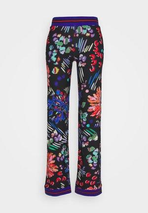 Spodnie materiałowe - blau