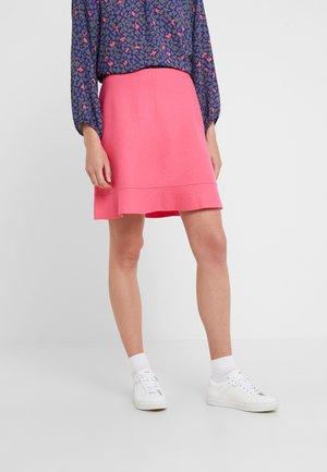 Jupe trapèze - neon pink