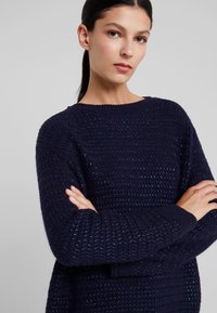 Marc Cain - Strickpullover - midnight blue - 4