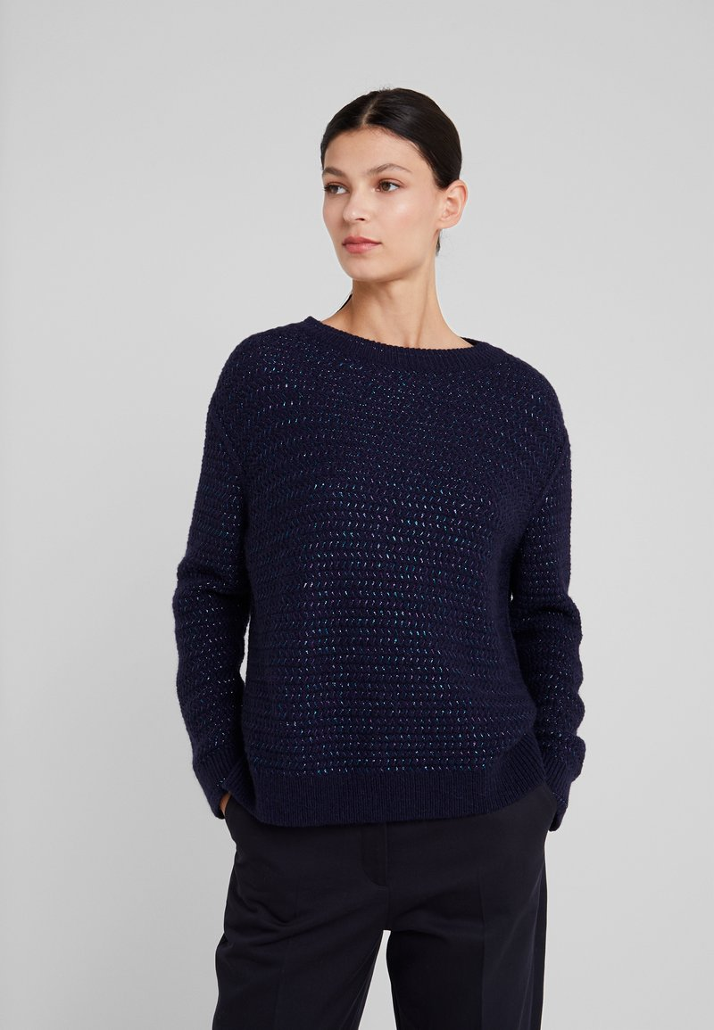 Marc Cain - Strickpullover - midnight blue