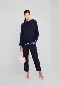 Marc Cain - Strickpullover - midnight blue - 1
