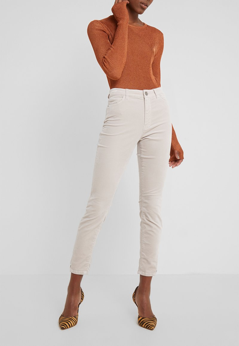 Marc Cain - Slim fit jeans - rose dust