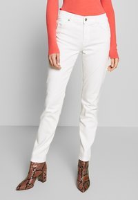 Marc Cain - Jeans Slim Fit - white - 0