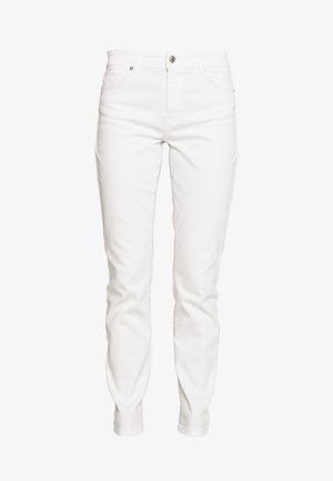 Džíny Slim Fit - white