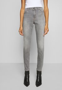 Marc Cain - Jeans Slim Fit - grey denim - 0