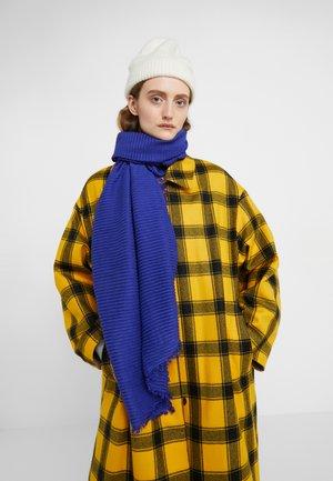 Sjaal - blue violet